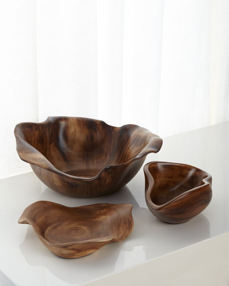 Ceramic Bowls, Set of 3