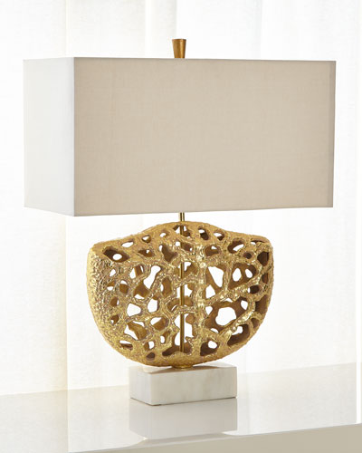 Primordial Table Lamp