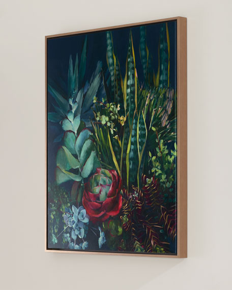 """Succulent I"" Giclee Wall Art"
