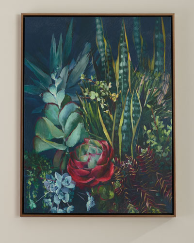 Succulent I Giclee Wall Art