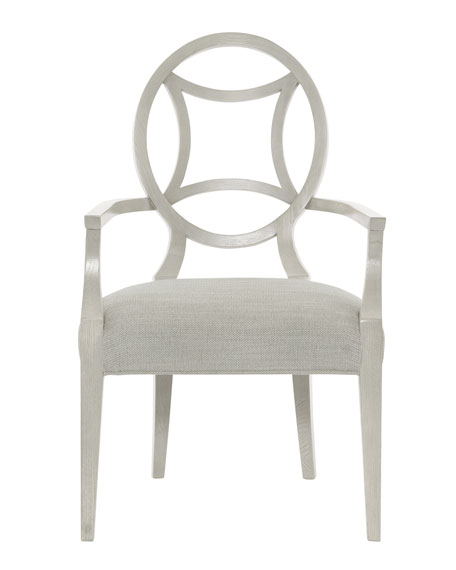 Criteria Dining Arm Chairs (Pair)