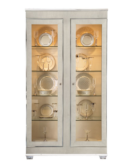 Criteria Display Cabinet with Lights