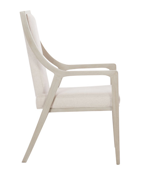 Axiom Cutout Dining Arm Chair (Each)