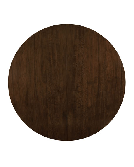 "Haven 54"" Round Dining Table with Leaf"