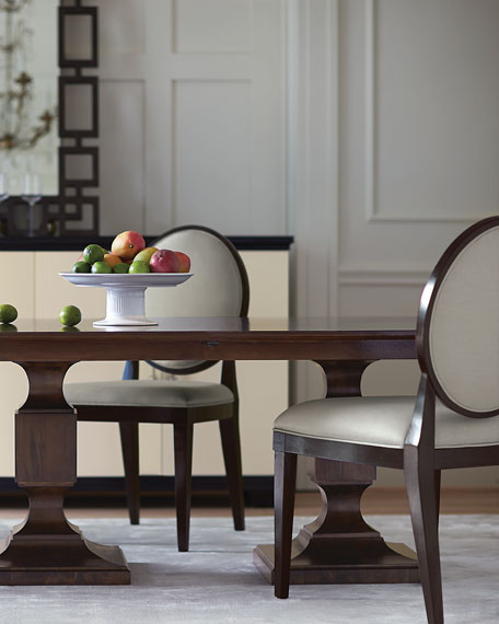 Bernhardt Haven Dining Side Chairs (Pair)