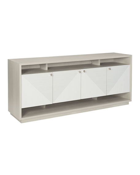 Axiom Entertainment Console Cabinet TV Stand