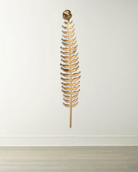 Leaf Wall Sculpture