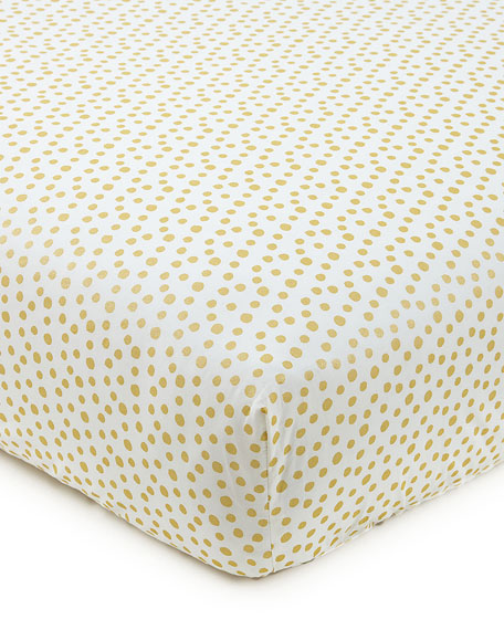 Charlotte Fitted Crib Sheet