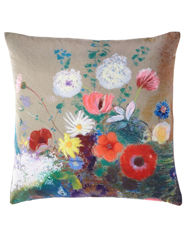 Poetic Pillow Celebration Bouquet Pillow