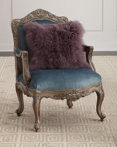 Massoud Eduardo Bergere Chair