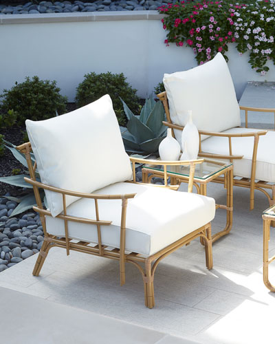 St. Kitts Lounge Chairs  Set of 2
