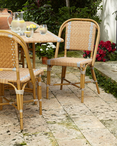 St. Kitts Dining Chairs  Set of 2