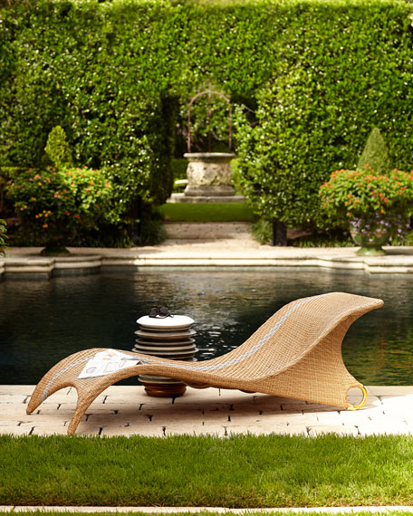 St. Kitts Chaise
