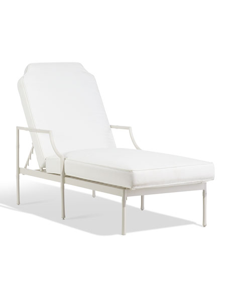 Bamboo Single Chaise