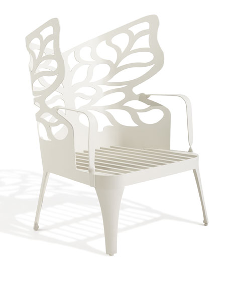 Butterfly Lounge Chair Frame