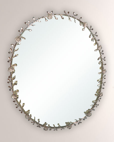 Violetta Oval Mirror