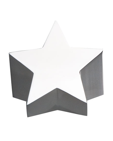 Star Column Paperweight