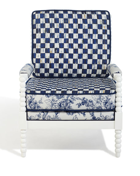 Indigo Villa Outdoor Chair