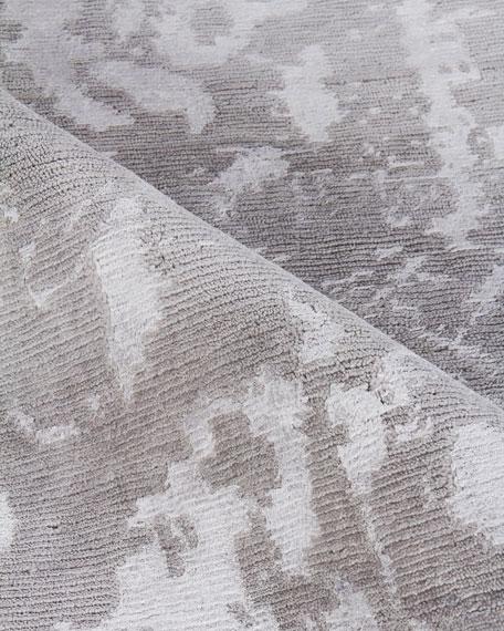 Niclan Hand-Loomed Rug, 6' x 9'