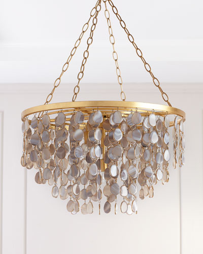 Madison Agate Chandelier