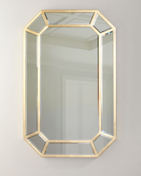 Long Octagonal Mirror
