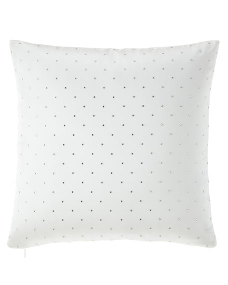 Geod Rhinestone Pillow