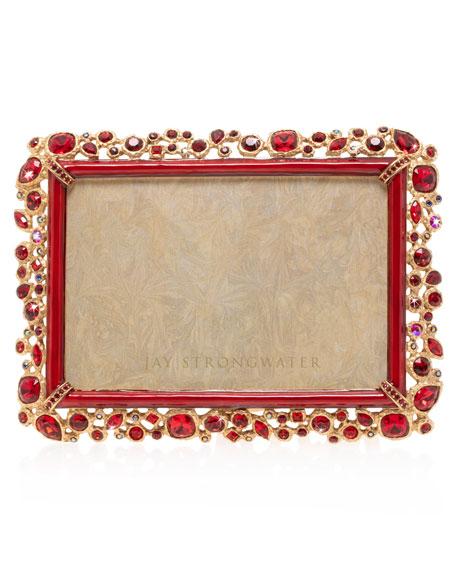 "Bejeweled Frame, 4"" x 6"""