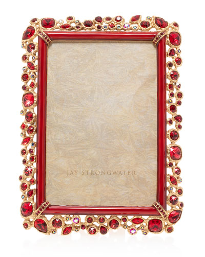 Bejeweled Frame  4 x 6