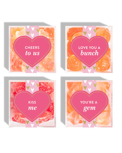 Gimme Some Sugar Cube Bundle  Set of 4