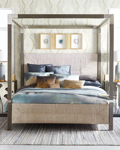 Palma King Canopy Bed