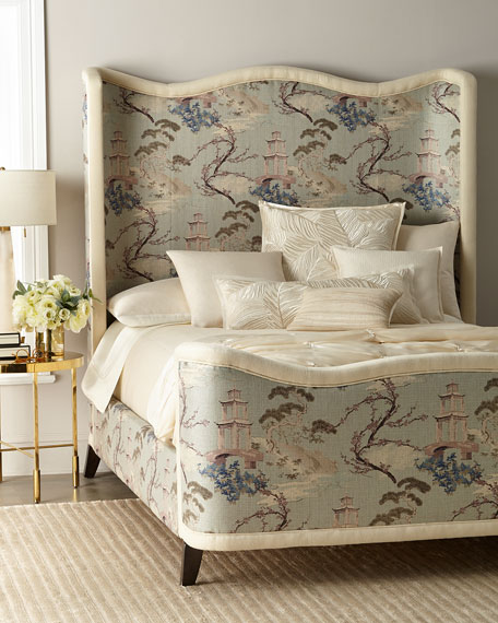 Eleanor Queen Bed