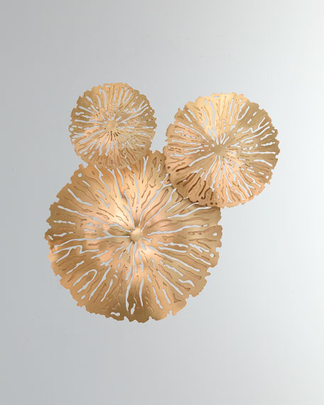 Lily Pad Clusters, Set of 3