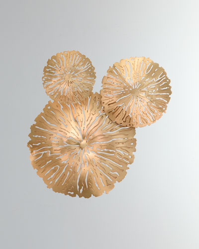 Lily Pad Clusters  Set of 3