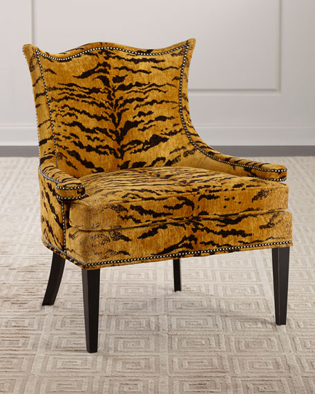 Massoud Audra Accent Chair