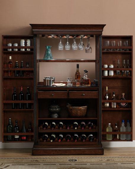 Radford Bar Cabinet