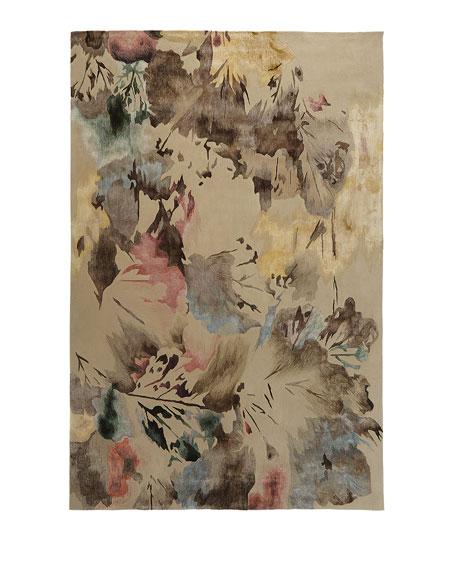 Brushstroke Hand-Tufted Rug, 8.6' x 11.6'