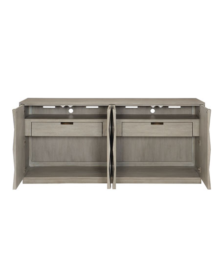 Linea Dimensional 2-Door Buffet
