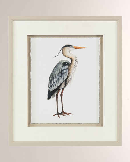 """Custom Sea Bird I"" Giclee Wall Art"