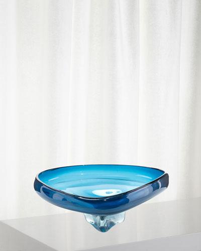 Sculpture Glass Bowl