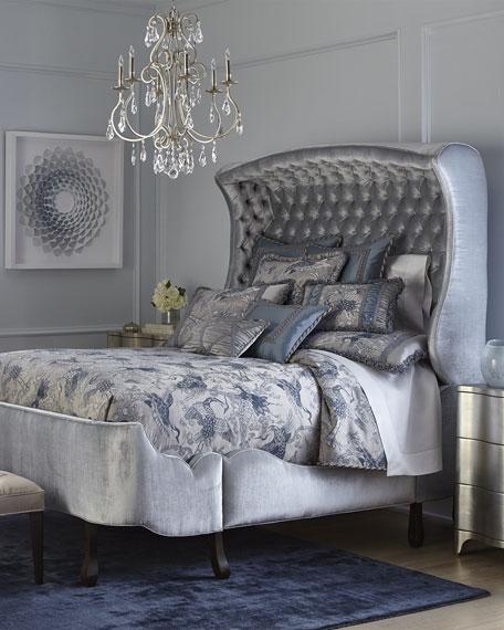 Arlo Hooded Queen Bed
