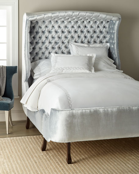 Arlo Hooded King Bed