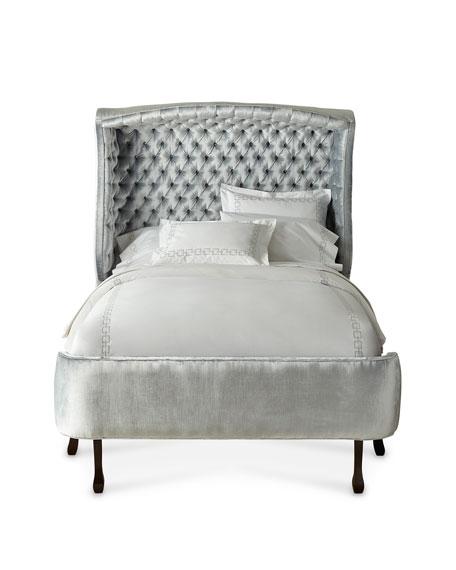 Arlo Hooded California King Bed