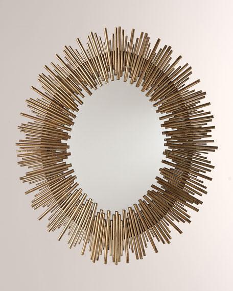 Prescott Large Oval Mirror