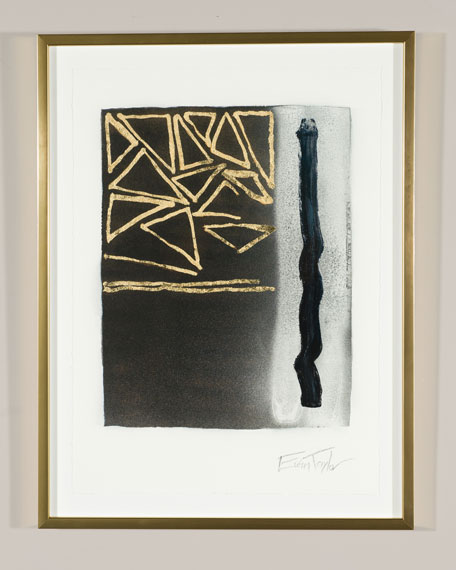 """Oro Valley I"" Giclee Paper Art by Evan Taylor"
