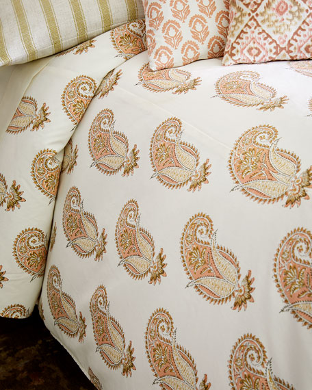 25 Mackenzie Lane Willow King Duvet