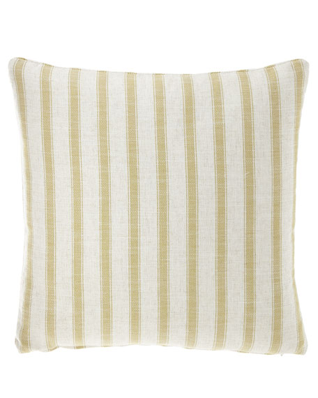 Willow Striped European Sham