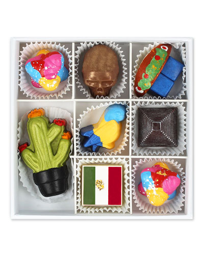 Viva Mexico Chocolate Gift Box