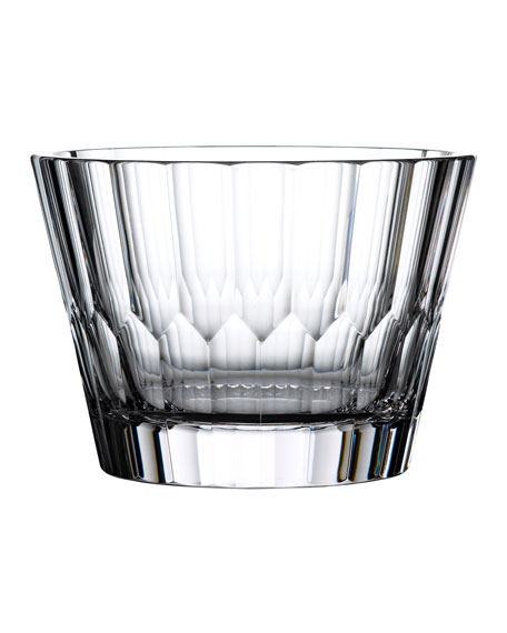 Jeff Leatham Icon Bowl, Clear