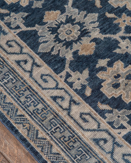 "Bethany Hand-Knotted Rug, 3'9"" x 5'9"""