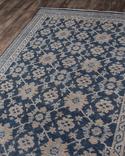 Bethany Hand-Knotted Rug  7'6 x 9'6